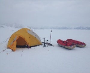 Antarctica Base Camp